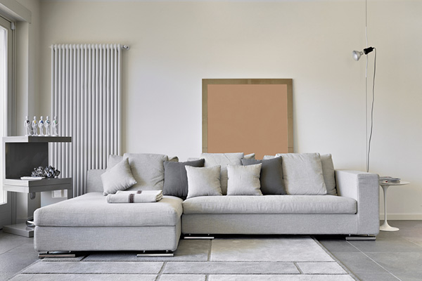 Белый цвет в интерьере – прекрасный вариант для проявления фантазии