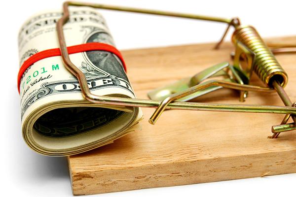 Финансовые ловушки